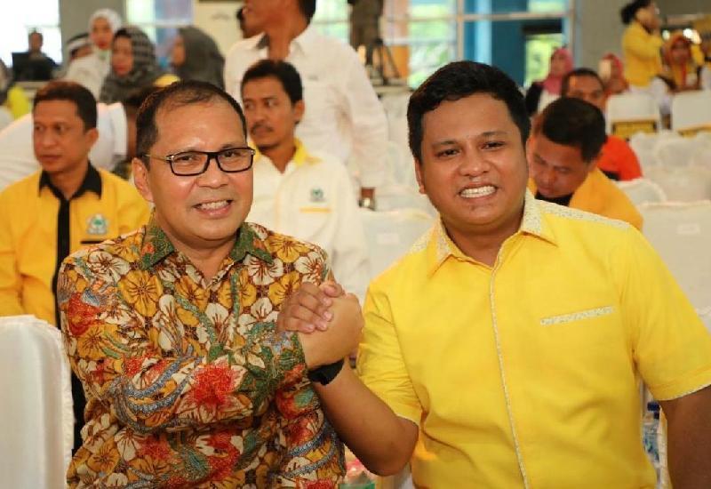 Duh! Koalisi Golkar-Nasdem di Pilwalkot Makassar Terancam Ambyar