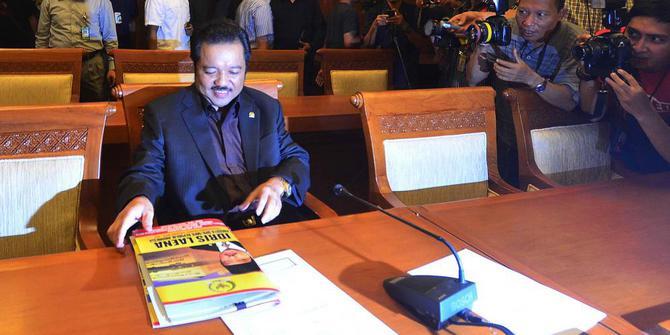 Idris Laena Pastikan Golkar Dukung Pembentukan Pansus Jiwasraya