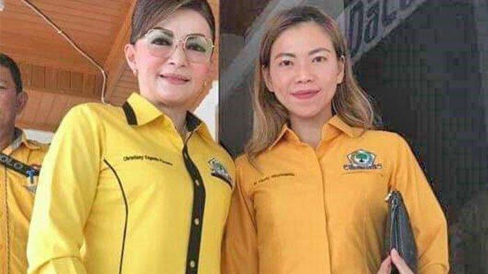 Cindy Wurangian Jadi Balon Wakil Walikota Bitung Dampingi Maurits Mantiri?