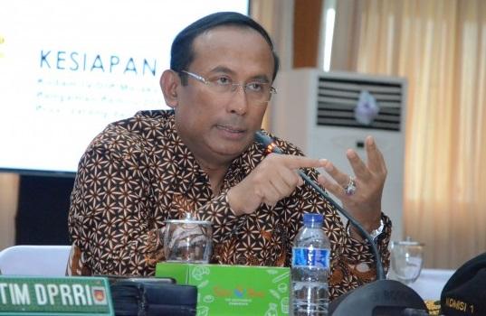 Satya Widya Yudha Minta Anggaran Pengamanan Pemilu TNI dan Polri Disamakan