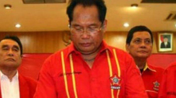 Ajak Kader Bersatu, Ali Wongso Sinaga Tegaskan SOKSI Yang Dipimpinnya Sah Secara Konstitusional