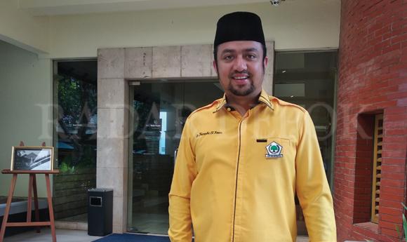 Ketua Golkar Kota Depok, Farabi Arafiq Kutuk Aksi Brutal Israel Kepada Umat Islam di Masjid Al-Aqsha