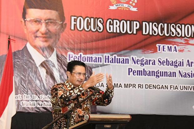 Fadel Muhammad Desak Presiden Jokowi Percepat Ketersediaan Vaksin COVID-19