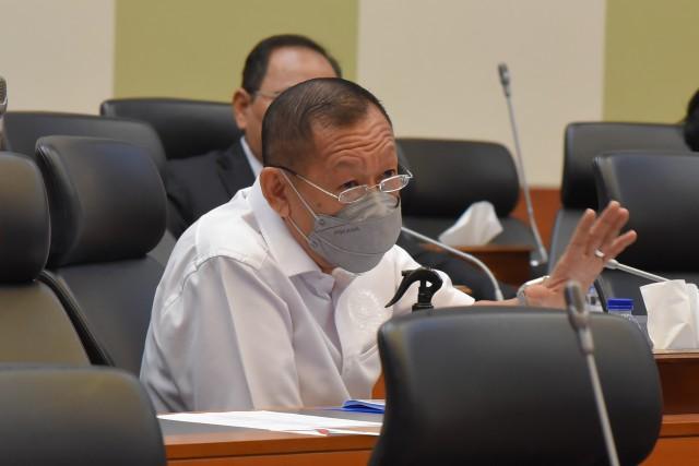 Hamka Baco Kady Wanti-Wanti Pemerintah Jangan Terlena Pelebaran Defisit Lewat 3 Persen di 2023