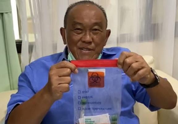 Ical Nusantara: Hutang Nyawa Aburizal Bakrie Kepada Terawan