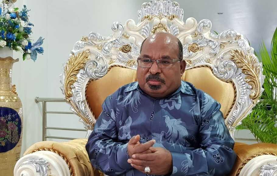 Gubernur Lukas Enembe Harus Pertimbangkan Kader Golkar Jadi Wagub Papua