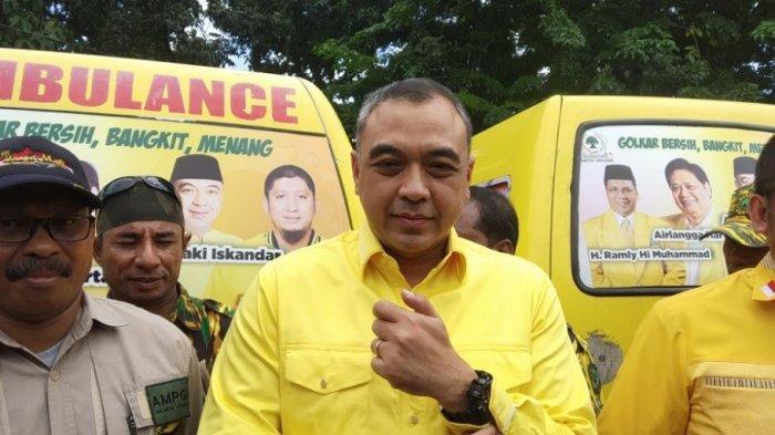 Olsu Babay Pastikan Golkar Jakarta Utara Dukung Ahmed Zaki Iskandar, Ini Alasannya