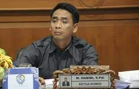 Anggota Fraksi Golkar DPRD Pandeglang, Habibi Arafat Sidak Toilet SD Seharga Rp.104 Juta