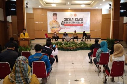 Budhy Setiawan Ajak Karang Taruna se-Kota Bogor Tebar Semangat Kesetiakawanan Sosial