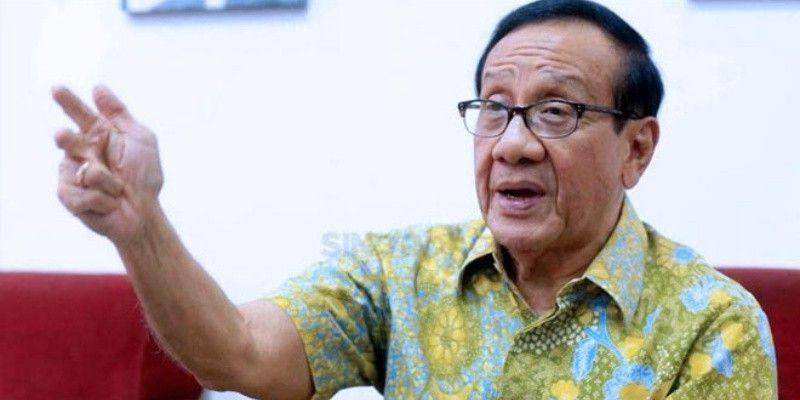 Akbar Tandjung: Insya Allah Airlangga Hartarto Sukses di Pilpres 2024