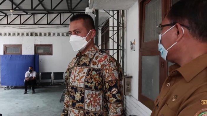 Lokasi Swab Test Amburadul, Wagub Musa Rajekshah Ngamuk di Kantor Dinkes Sumut
