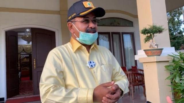 Aunur Rafiq Kembali Terpilih Pimpin Golkar Kabupaten Karimun