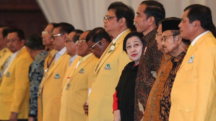 Ulah Ribka Tjiptaning, Tanda Cemburu PDIP Lihat Jokowi Makin Mesra ke Golkar