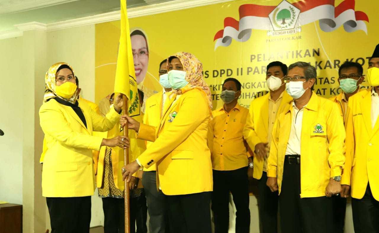 Ratu Tatu Chasanah Ungkap Kekalahan Golkar di Pilkada Kota Cilegon Karena Sejumlah Kader Membelot