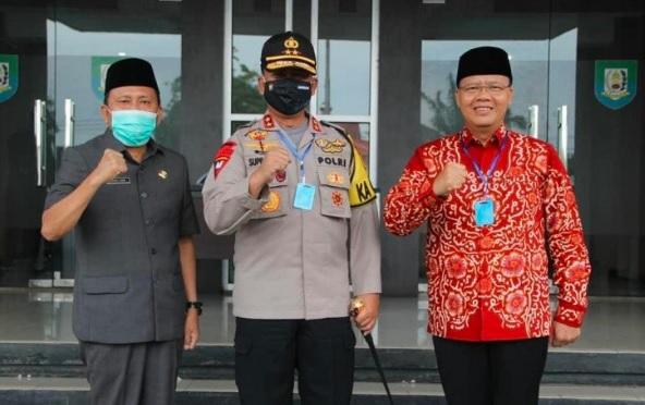 Gubernur Bengkulu Rohidin Mersyah Jalani Isolasi Mandiri di Rumah