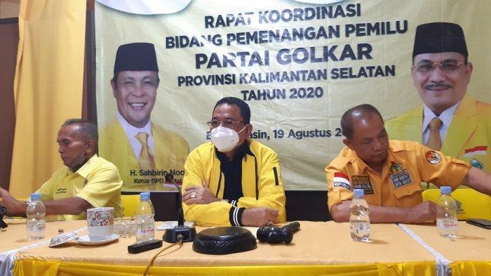 Kader Beringin Bertumbangan di 7 Pilkada se-Kalsel, Peluang Tersisa Tinggal di Kotabaru