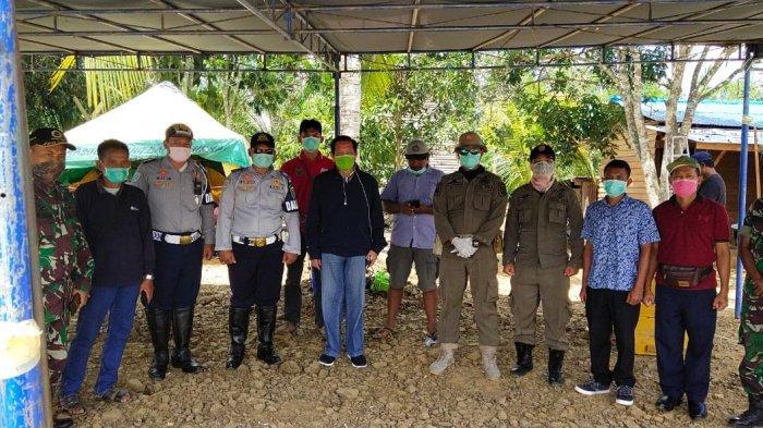 Makmur HAPK Bagikan Ribuan Sembako, APD dan Hand Sanitizer di Berau