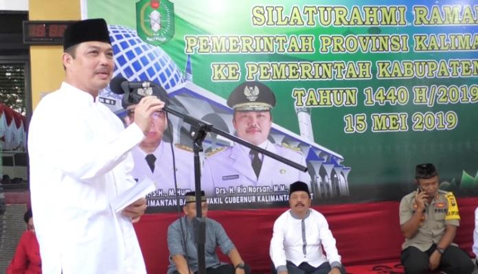 Ria Norsan Harap Secepatnya Jokowi Restui Provinsi Kapuas Raya