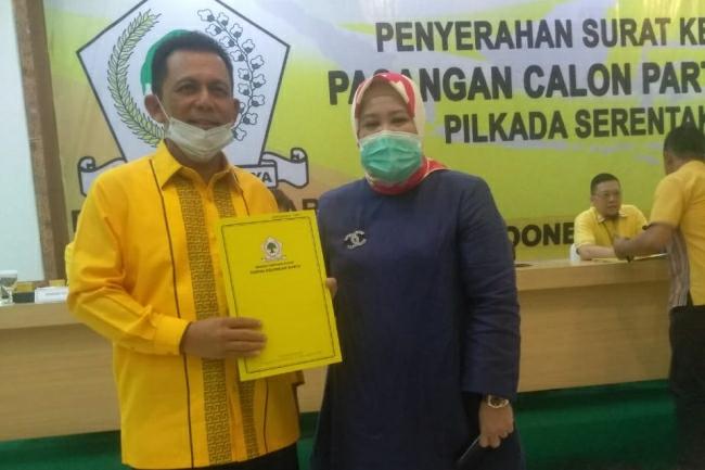 Pilgub Kepri 2020, Golkar Usung Ansar Ahmad dan Istri Walikota Batam