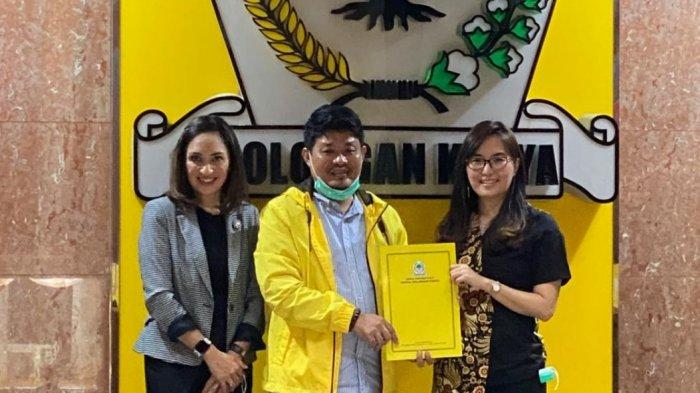 Golkar-Nasdem Bakal All Out Menangkan Jilly Gabriela-Virgie Baker di Pilwako Tomohon
