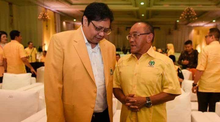 Aburizal Bakrie Kembali Dipilih Menjadi Ketua Dewan Pembina Golkar
