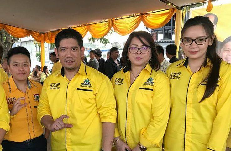 Dipimpin Raski Mokodompit, Fraksi Golkar Dapat Porsi AKD Istimewa di DPRD Sulut