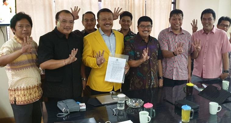 Dicopot Dari Jabatan Ketua Golkar Bali, Sudikerta Digantikan Gde Sumarjaya Linggih