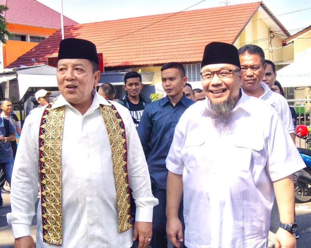 Ismet Roni Pastikan Tony Eka Candra Diberhentikan Dari Jabatan Ketua Golkar Lamsel