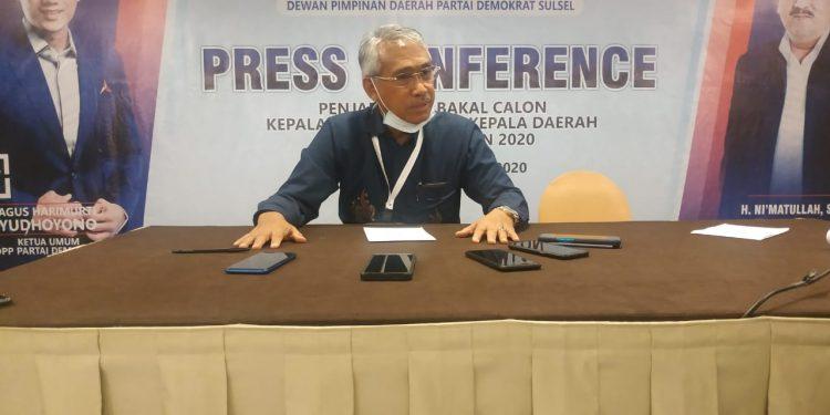 Borong Rekomendasi 9 Partai di Pilbup Luwu Timur, Thoriq Husler Ingin Lawan Kotak Kosong