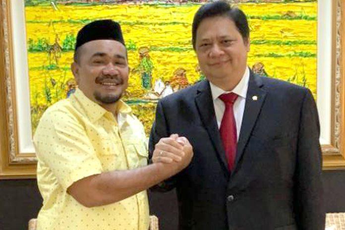 Idrus Maneke Bulatkan Tekad Maju Pilbup Halmahera Timur 2020