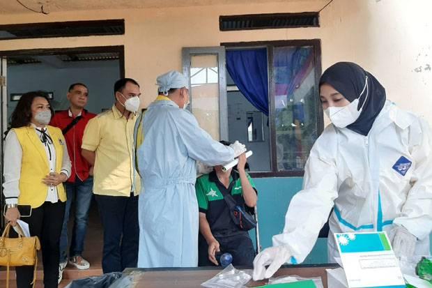 Pemudik Mulai Masuk Jakarta, Golkar DKI Sediakan Tes Antigen Gratis di Manggarai