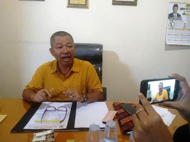 Mengejutkan! Viral Pesan Sekretaris Golkar Jambi Mundur Dan Pamit Ke Semua DPD II