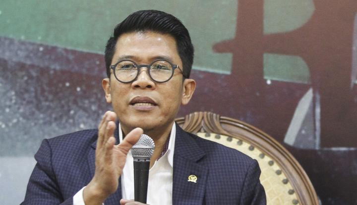 Terpilih Lagi Ke Senayan, Misbakhun Mengaku Dapat Limpahan Efek Ekor Jas Jokowi