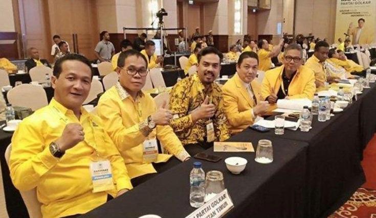 Prabasa Anantatur Sebut Penentuan Ketum Golkar Bukan Di Rapimnas, Tapi Munas Desember 2019