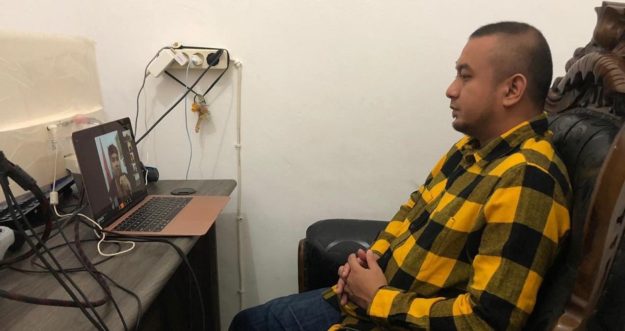 Wahid Yusuf Minta Masyarakat Kota Palangkaraya Tingkatkan Kesadaran Jaga Kebersihan