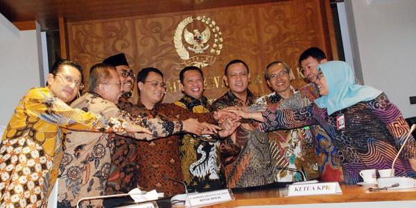 Bamsoet Minta Pemberantasan Korupsi Oleh KPK Tak Gaduh dan Serampangan