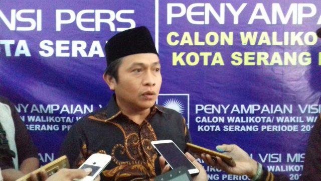 DPP Golkar Lengserkan Subadri Ushuludin Dari Ketua DPRD Kota Serang