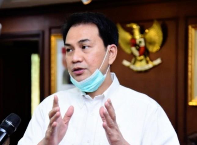 Azis Syamsuddin Pastikan Tidak Ada Pasal Susupan Dalam UU Cipta Kerja