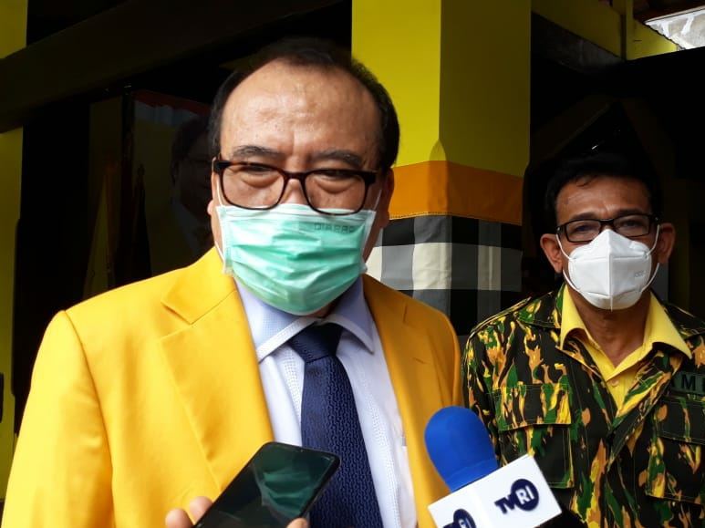 Sugawa Korry Tegaskan Golkar Bali Tolak Wacana Pajak Komoditas