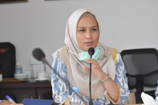Karmila Sari Minta Pemprov Riau Bentuk Tim Khusus Penertiban Aset Bergerak dan Tidak Bergerak