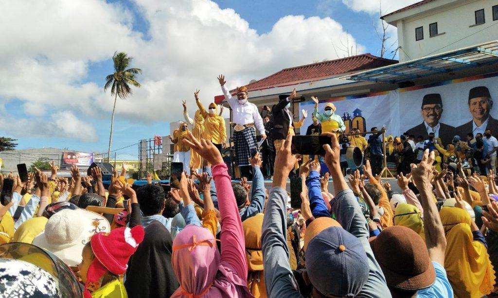 Deklarasi Pilkada Wakatobi Tak Patuhi Protokol Kesehatan, Mendagri Tito Tegur Bupati Arhawi