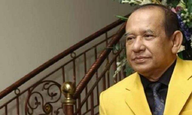 Ali Hasan Kembali Terpilih Aklamasi Pimpin Golkar Kota Cimahi