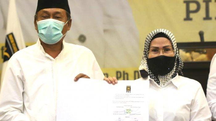 Ormas MKGR Siap Menangkan Ratu Tatu Chasanah-Pandji Tirtayasa di Pilkada Kabupaten Serang