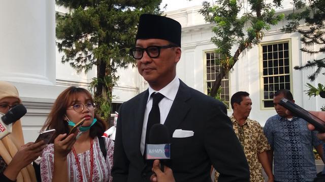 Profil Agus Gumiwang Kartasasmita, Dari Anak Menteri Jadi Menteri