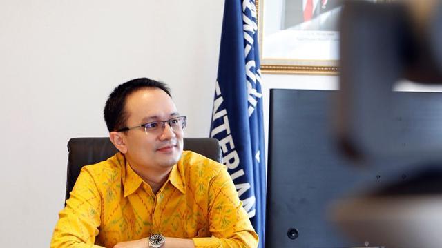 Pasca Vaksinasi COVID-19, Wamendag Jerry Sambuaga Ingin Pertahankan Tren Surplus Neraca Perdagangan
