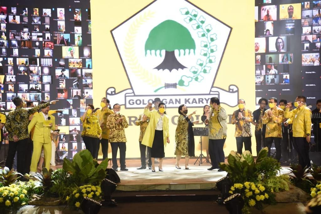 Golkar Institute, Komitmen Partai Golkar Cetak Kader-Kader Berkualitas