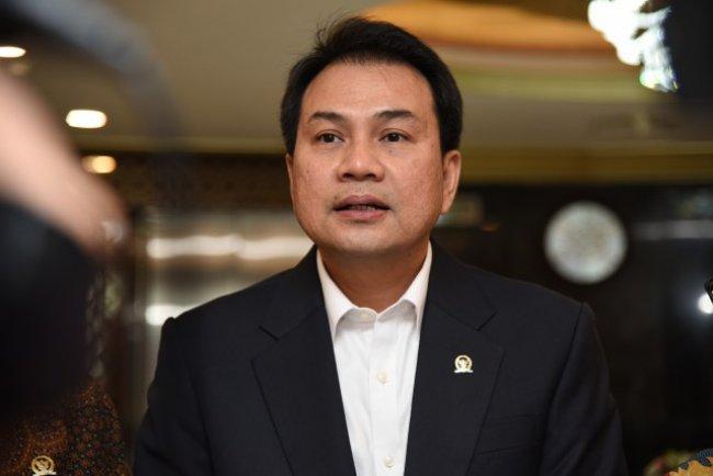 Azis Syamsuddin Nilai Pelibatan TNI Tangani Corona Tak Perlu Keppres