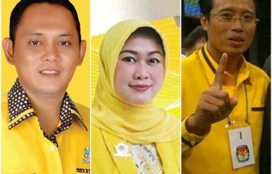 3 Kader Ini Siap Bertarung di Musda Golkar Kabupaten Bekasi