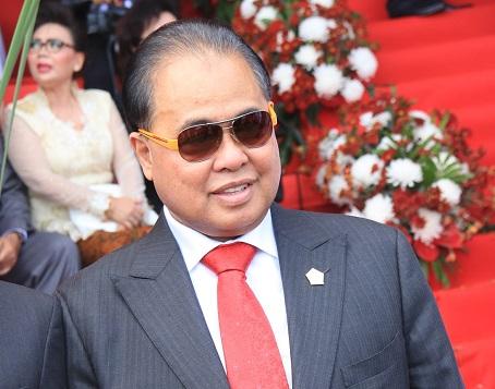 Copot SVR dari Ketua Golkar Sulut, Novanto Beri 3 Bulan Hamka B. Kadi Gelar Musdalub