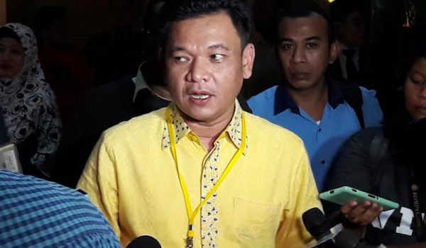 Munas Golkar 2019, Ace Hasan Klaim Airlangga Sudah Kantongi 92 Persen Suara Pemilh